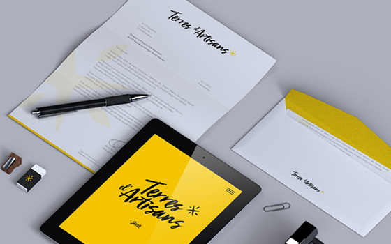 Identité visuelle // Branding