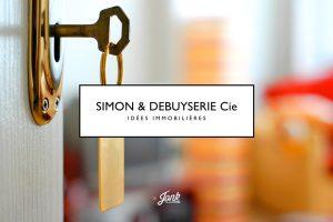 Simon & Debuyserie Cie - Agence immobilière éthique et novatrice