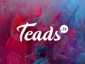 Teads.tv by Création Logo 44 (By Jonk)