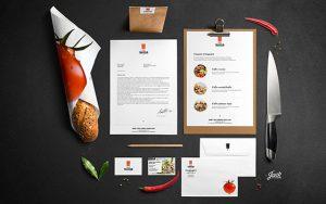 Identité visuelle - Branding