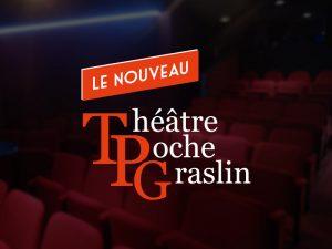 Théâtre de Poche Graslin (Nantes) - Communication visuelle globale