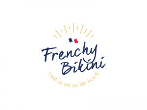 Logo concept - Frenchy Bikini by Creation Logo 44