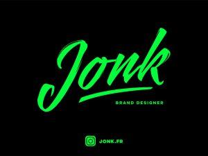 Travail personnel à découvrir sur Instagram : jonk.fr
