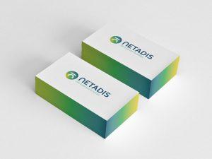 Logo concept – Netadis by Creation Logo 44