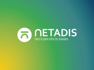 Logo concept – Netadis by Creation Logo 44