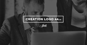 Création Logo 44.fr by Jonk