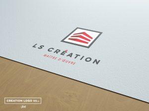 LS Création // Identité visuelle réalisée par CréationLogo 44